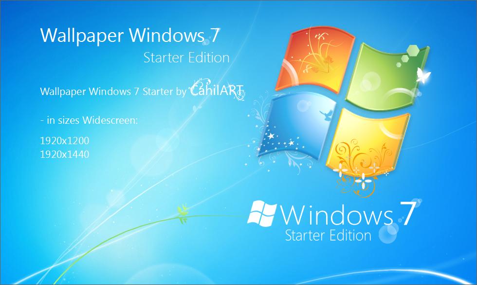 windows 7 starter wallpaper   wwwhigh definition wallpapercom 980x585
