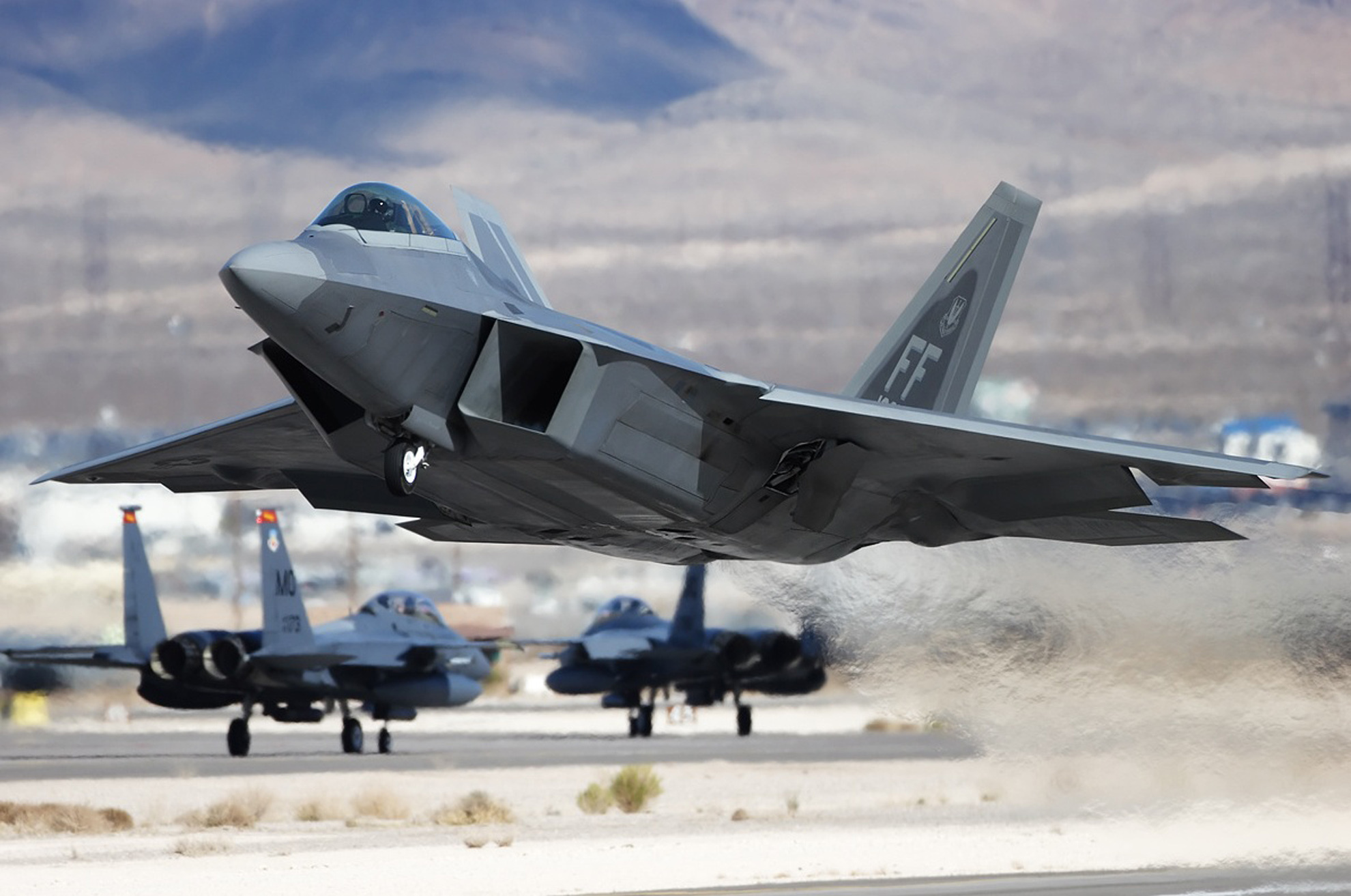 Lockheed Martin F 22 Raptor wallpaper   ForWallpapercom 1980x1313