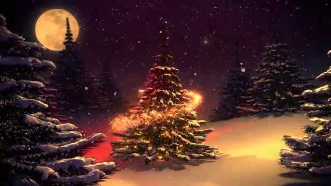 christmas background HQ 1280x720