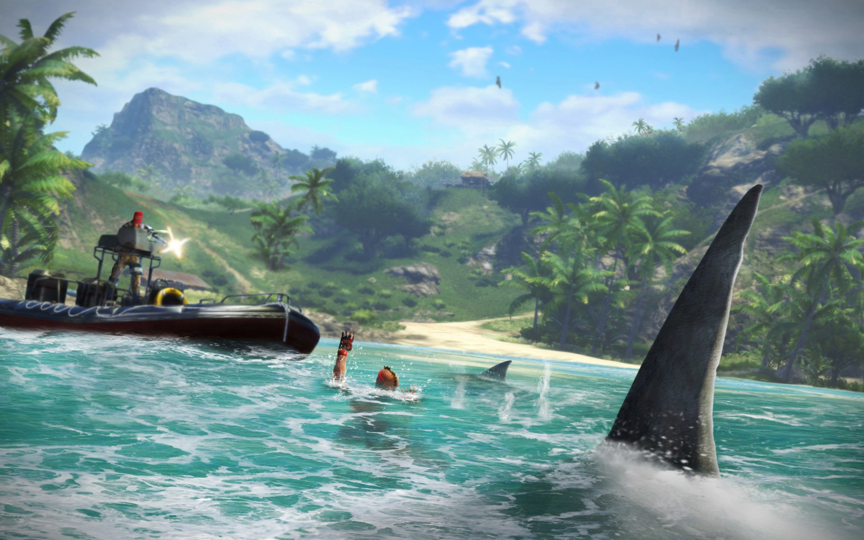 Video Game   Far Cry 3 Wallpaper 1680x1050