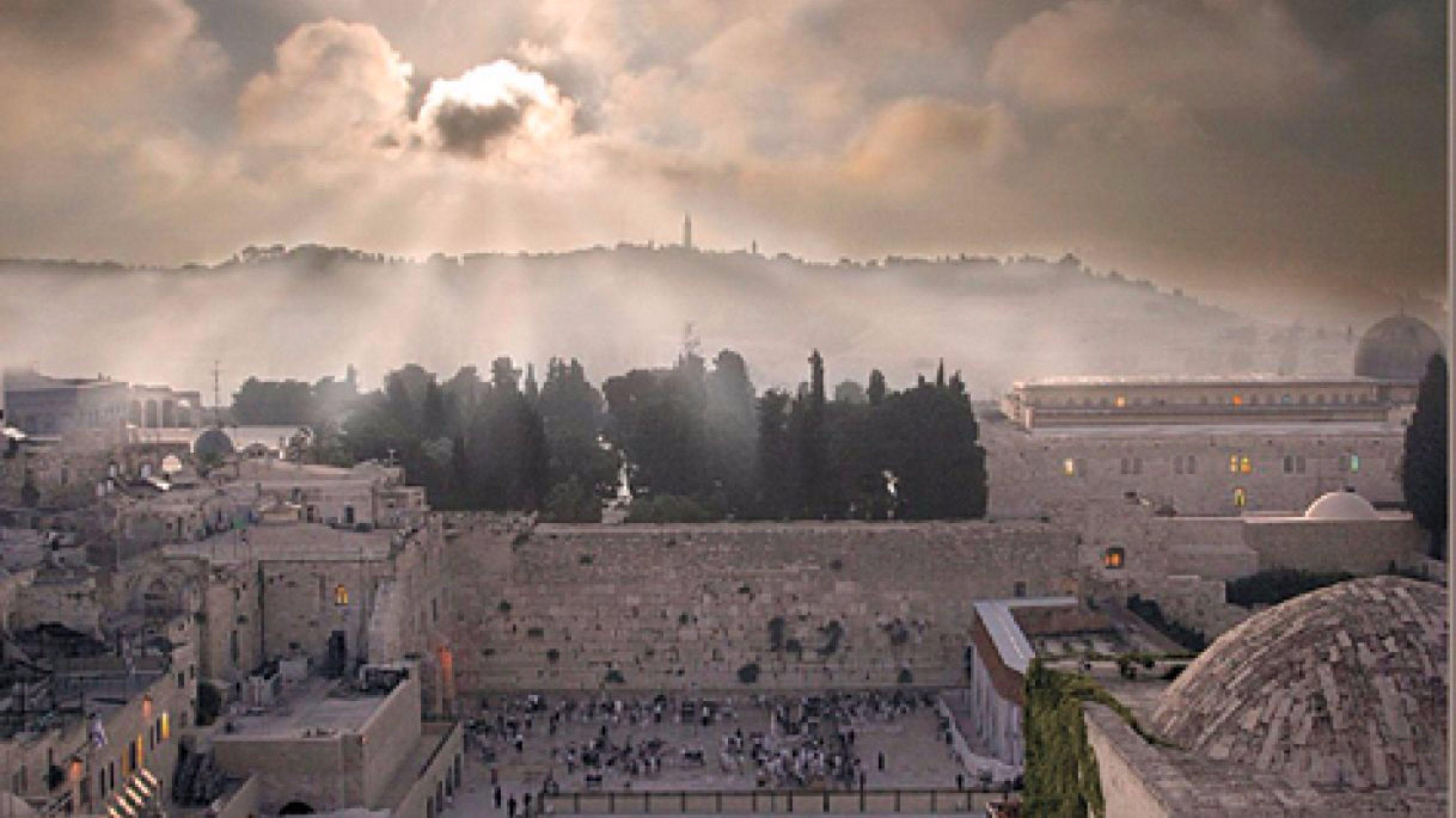 Jerusalem HD Wallpapers 3840x2160