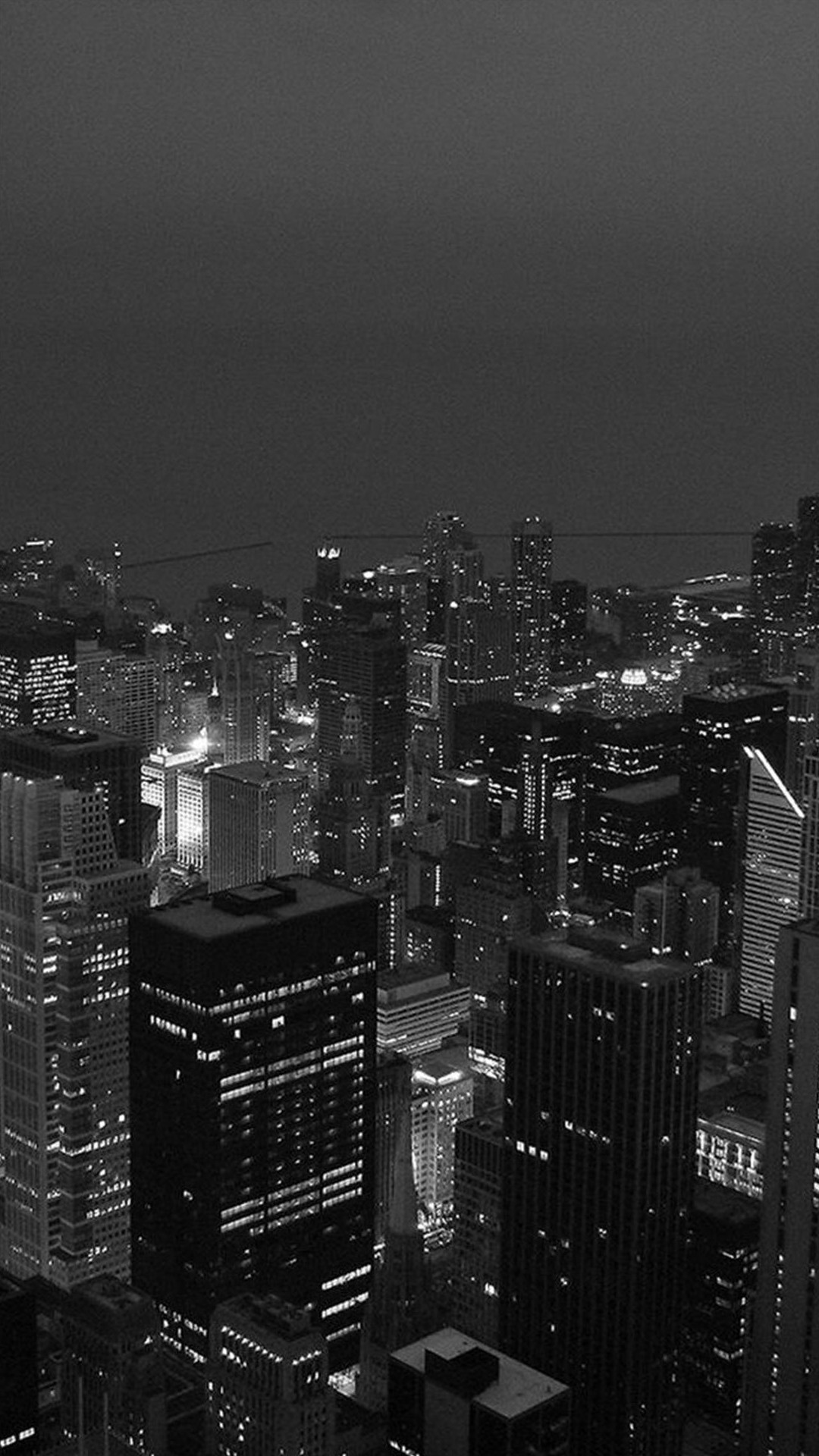 Galaxy S4 Active Wallpapers Black and white city Android Wallpapers 1080x1920