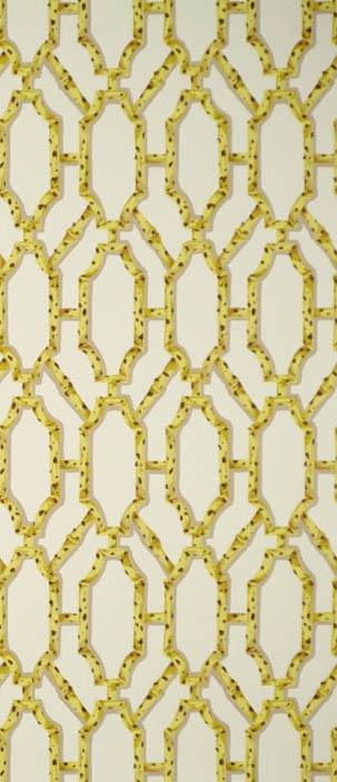 Scalamandre Pavillion Trellis wallpaper Wallpaper Pinterest 303x703