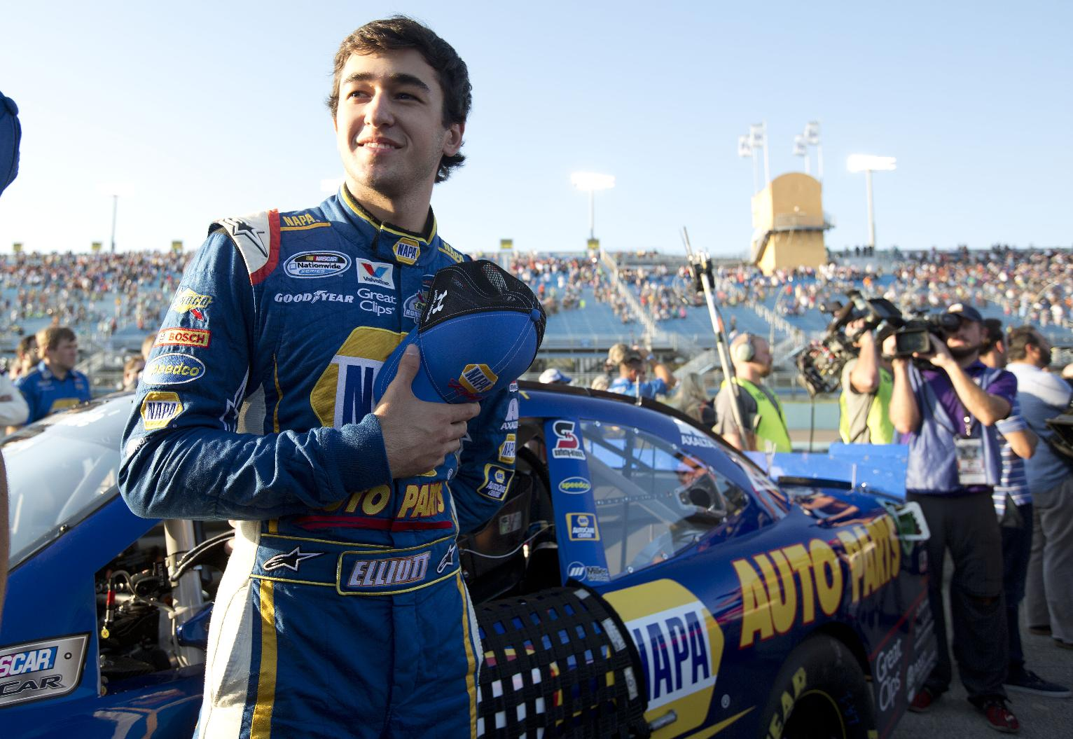 download Chase Elliott to replace Jeff Gordon in No 24 next 1532x1055