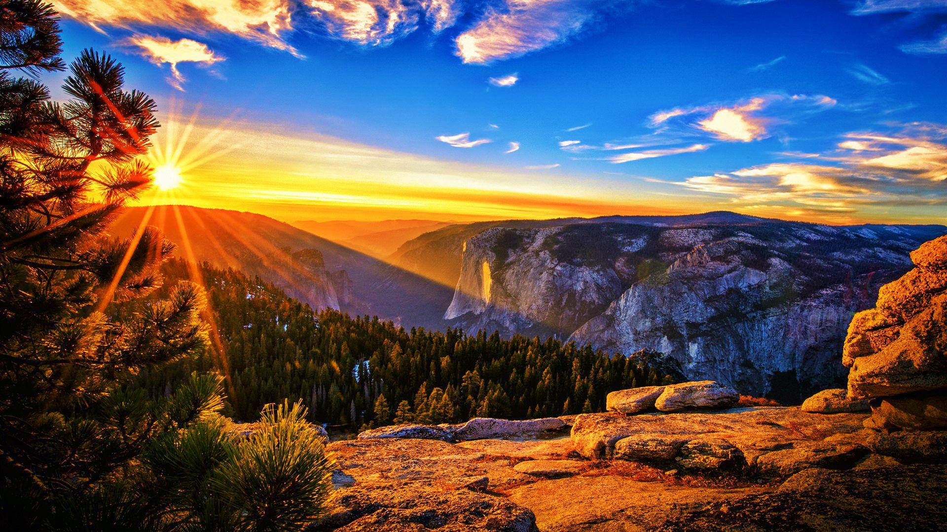 Hd Sunset Amp Sunrise Wallpapers Wallpapersafari