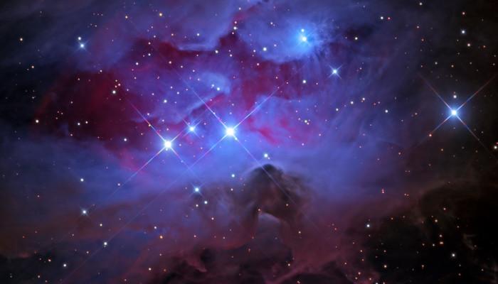 Orion Nebula Wallpaper 700x400