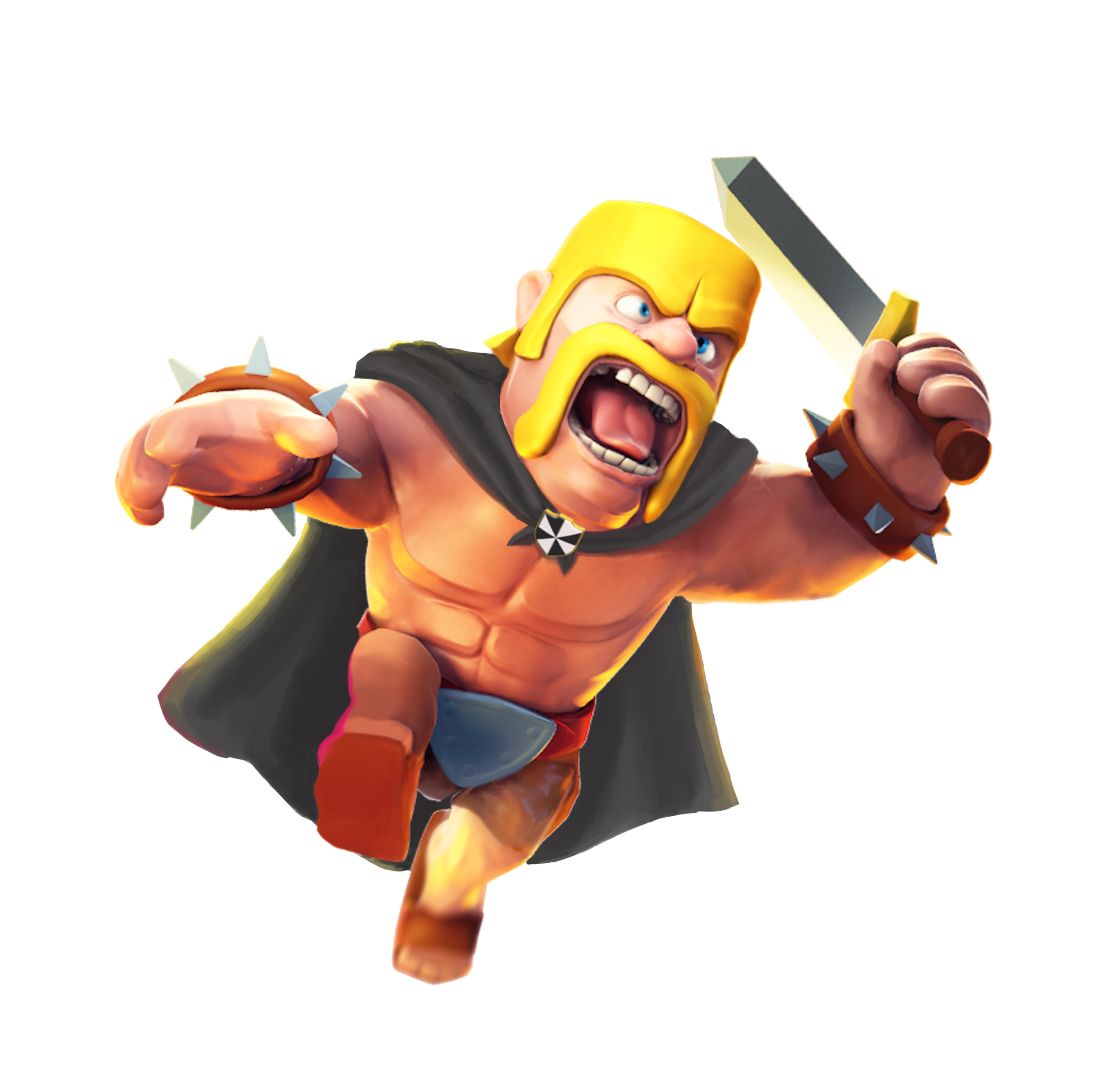 Clash Of Clans Characters 10531 MOVDATA 2480x2471