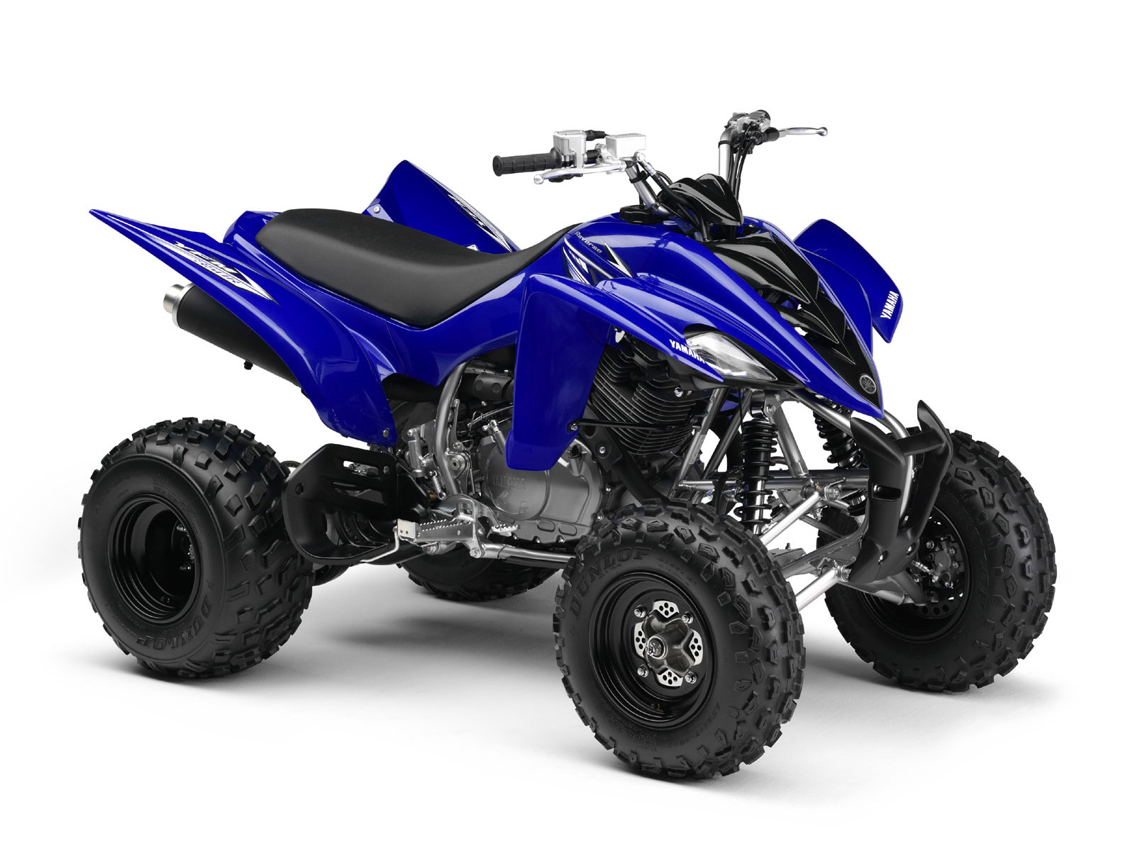 2009 YAMAHA Raptor 350 ATV pictures review and specifications 1600x1200