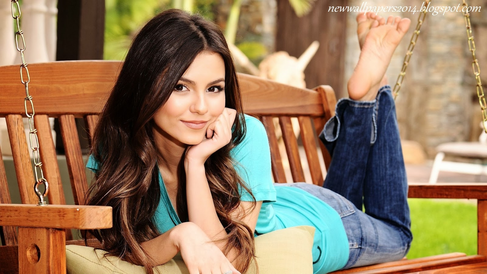 Victoria Justice Wallpapers   Victoria Justice Wallpapers 2014   Hd 1600x900