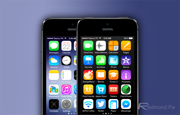 Make iOS 7 Automatically Change Wallpaper On Home Screen At Regular 600x382
