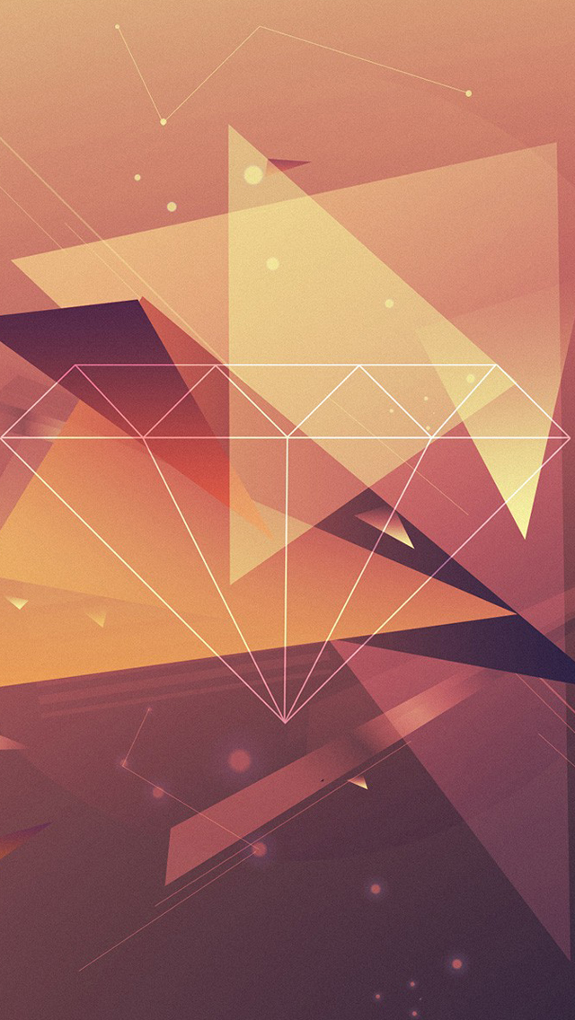 Abstract geometric iPhone 5s Wallpaper Download iPhone Wallpapers 640x1136