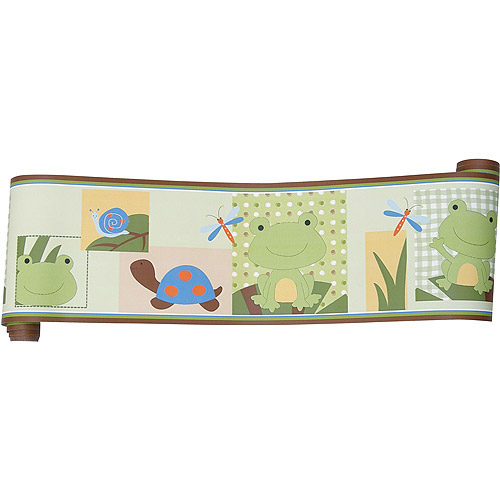 Originals   Hippity Wallpaper Border Personalized Gifts Walmartcom 500x500