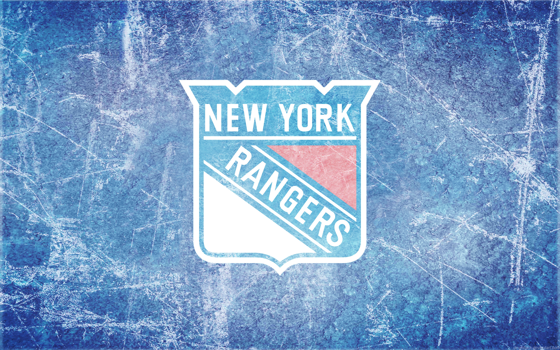 rangers ice wallpaper by devinflack fan art wallpaper other i did your 1920x1200