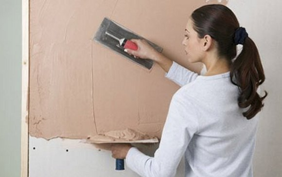 How to apply plaster to drywalljpg 580x363