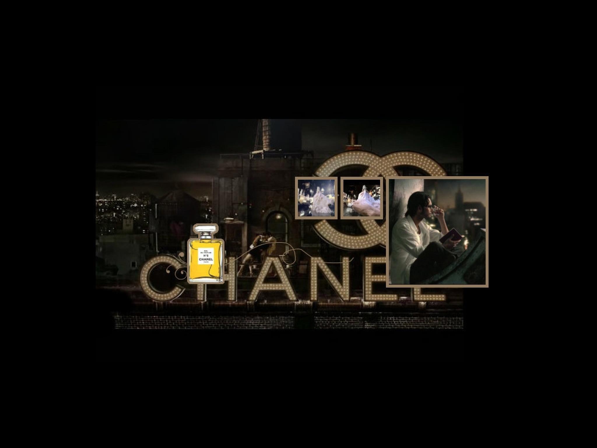 2048x1536 No5 Chanel Perfume HD Wallpaper