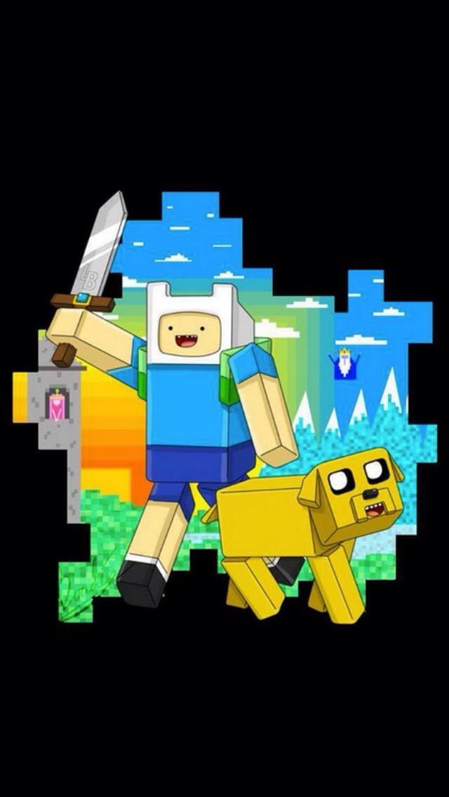 Adventure Time Friends 640x1136