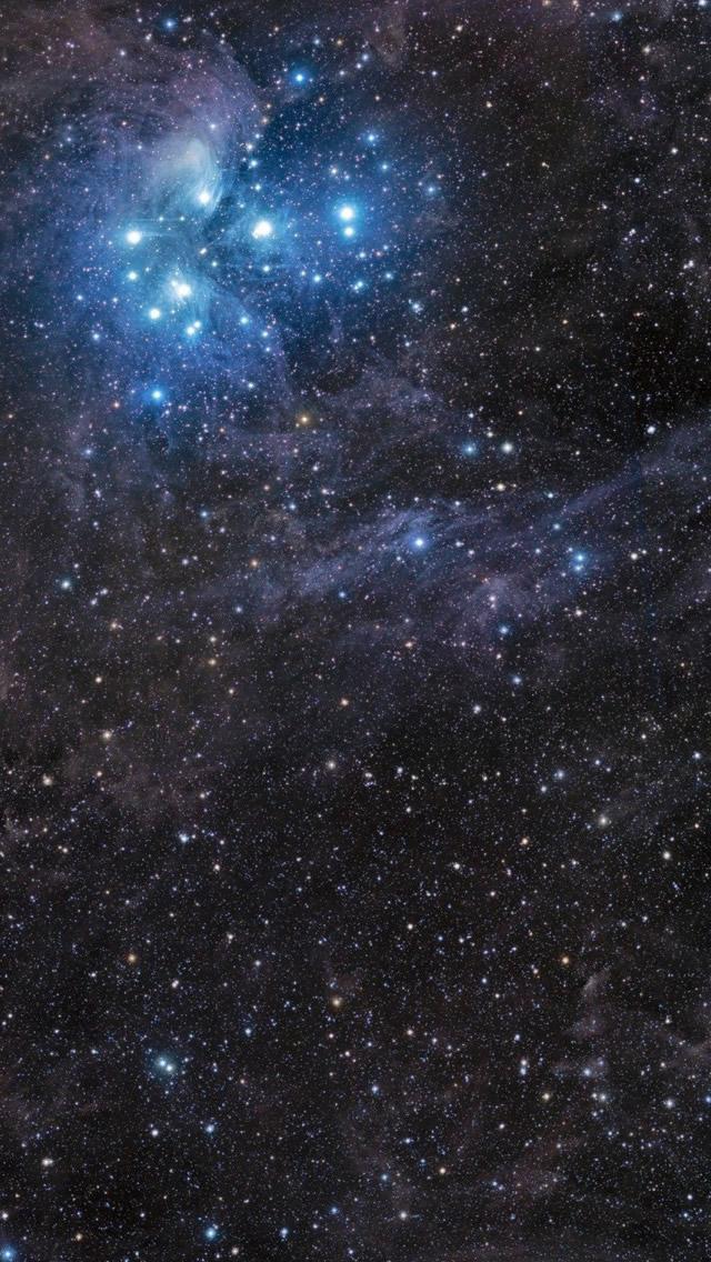 Galaxy Space iPhone Wallpaper   123mobileWallpaperscom 640x1136