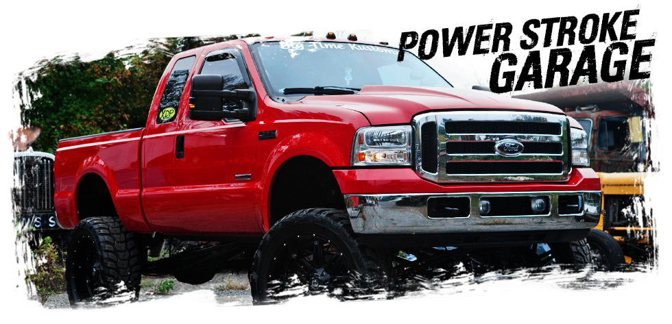 Ford Powerstroke 60L Parts 2003 2007 XDP 980x473