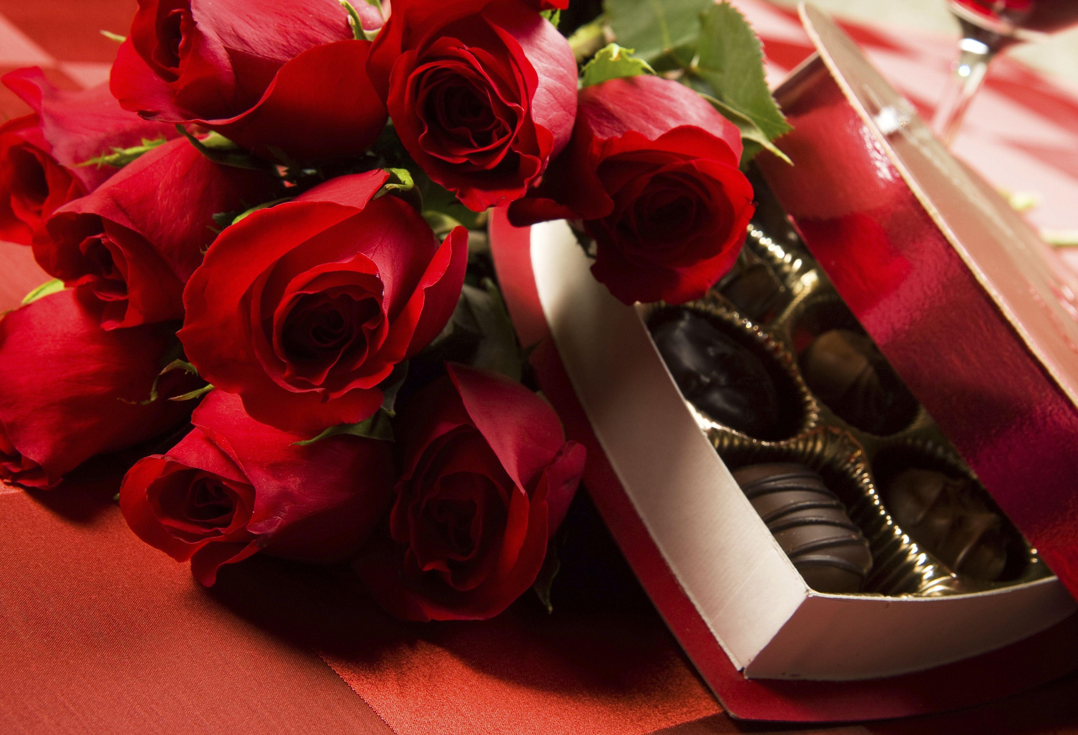 Beautiful Valentine Day Gift Wallpaper 7028428 3718x2534