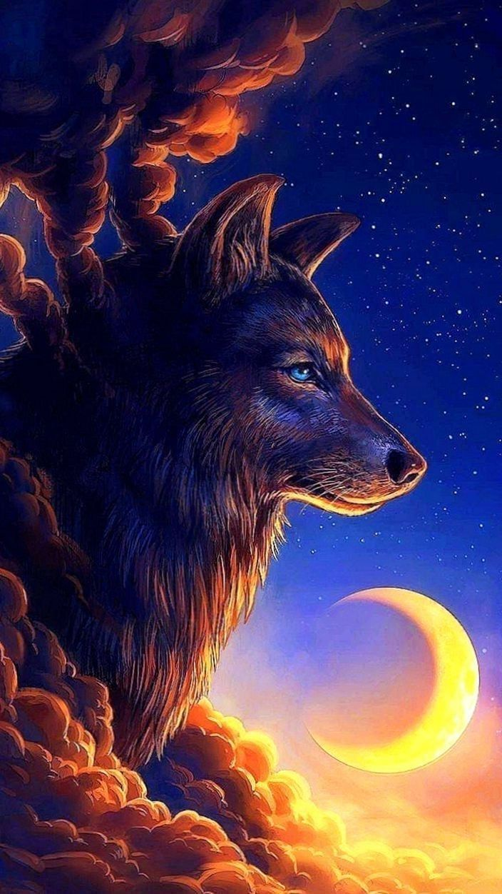 Pin on Wolf Wallpapers 2 704x1252