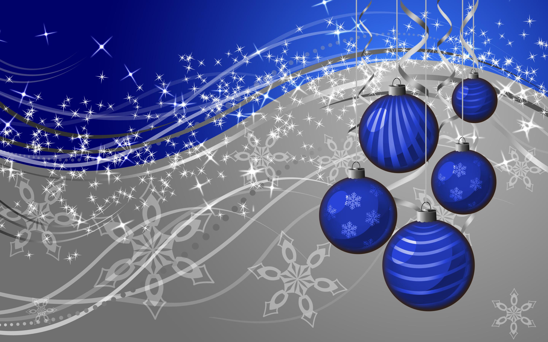 Blue christmas background wallpapersafari