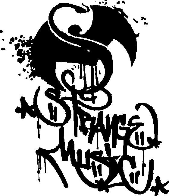 Strange Music Logo Wallpaper Wallpapersafari