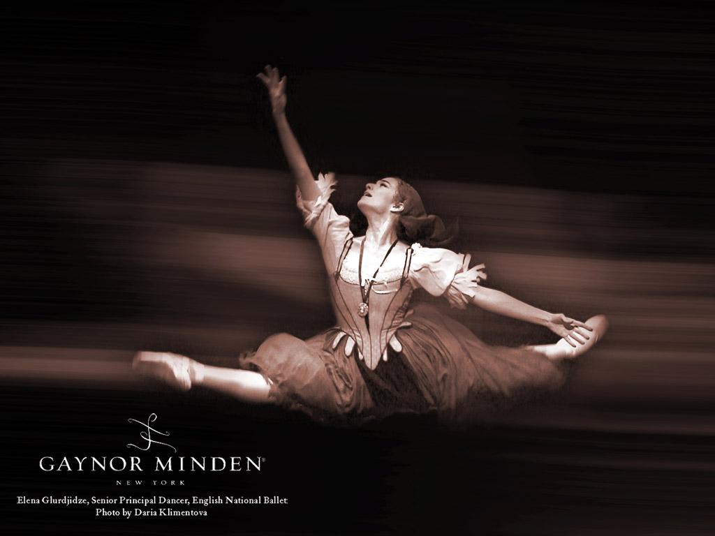 Ballet Wallpaper 1024x768