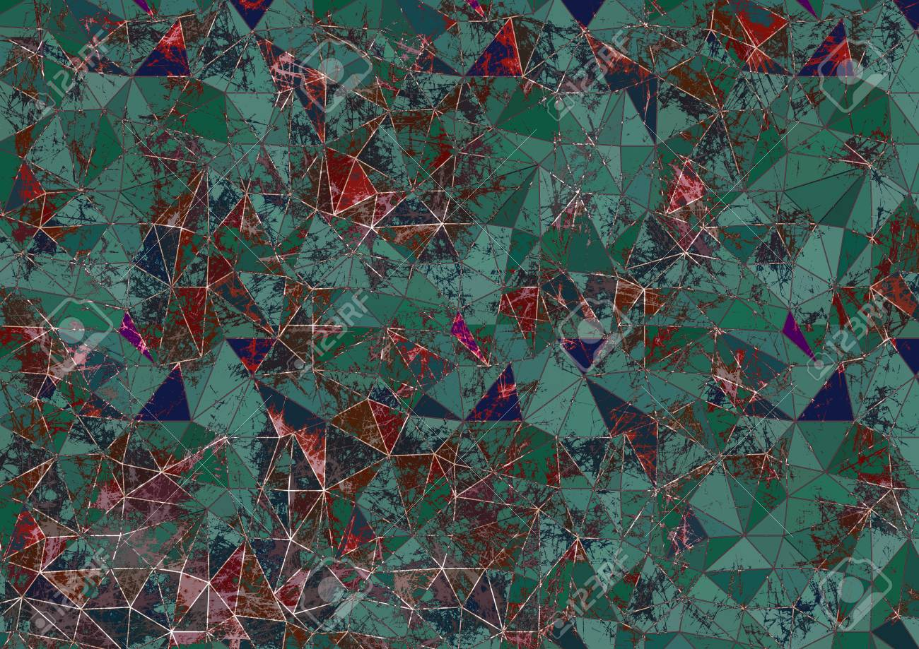 Abstract Drawn Background Artistic Wallpaper In Green Brown 1300x919