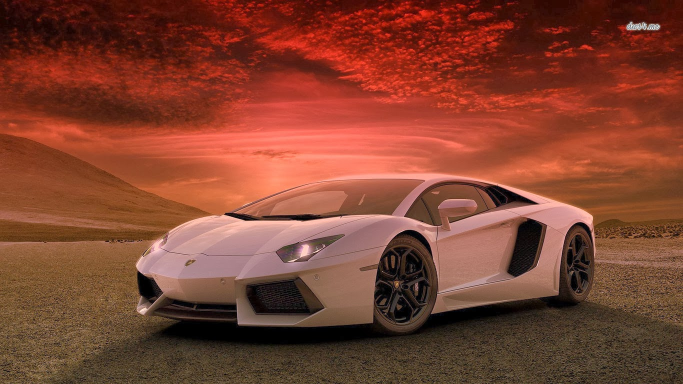 SUPERCAR WALLPAPER LAMBORGHINI AVENTADOR SUPERCAR WALLPAPER 1366x768