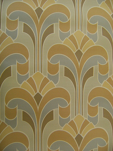 1970s Wallpaper design 375x500