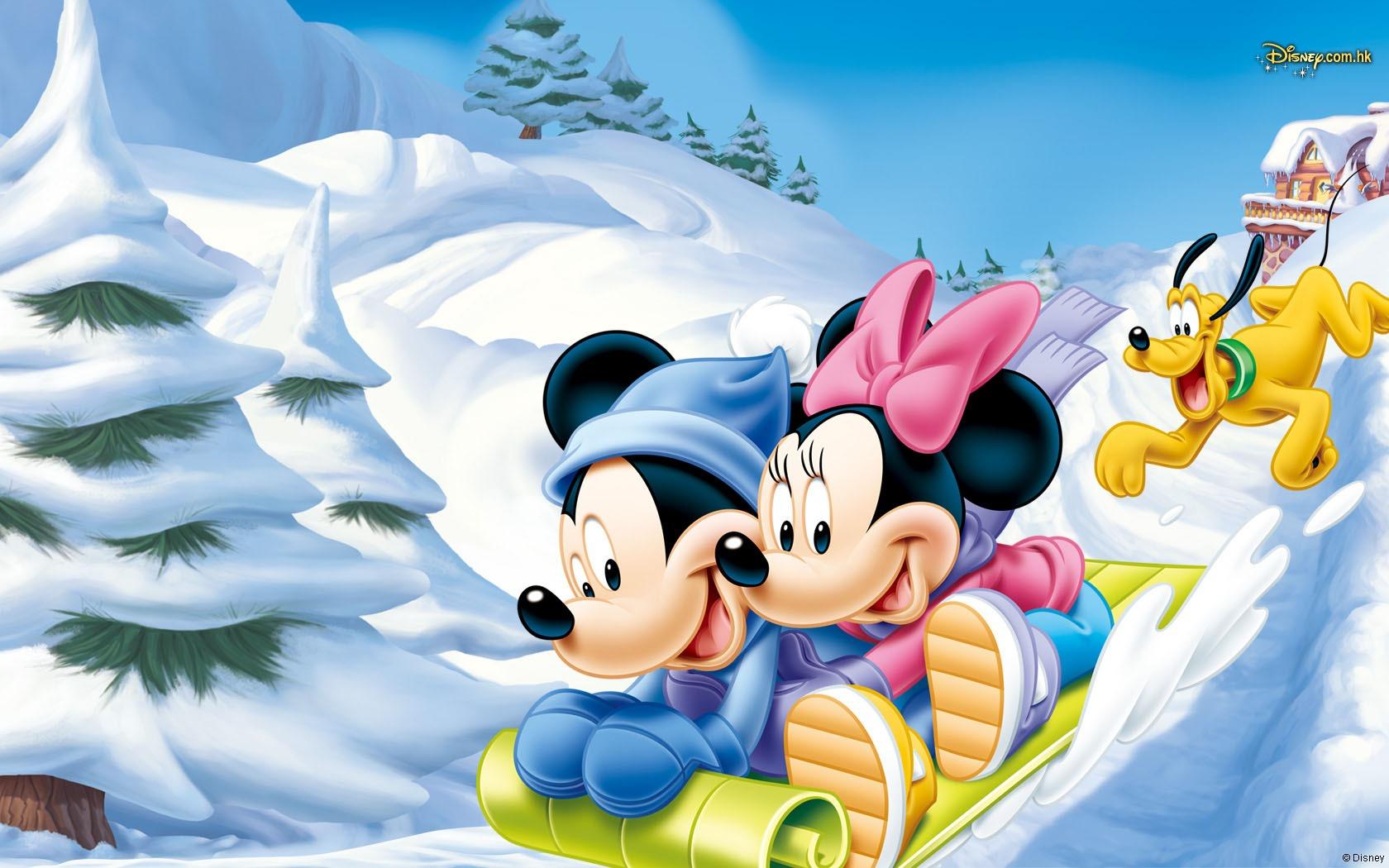 Download image Wallpaper Hd Disney Cartoon Mickey Desktop PC Android 1680x1050