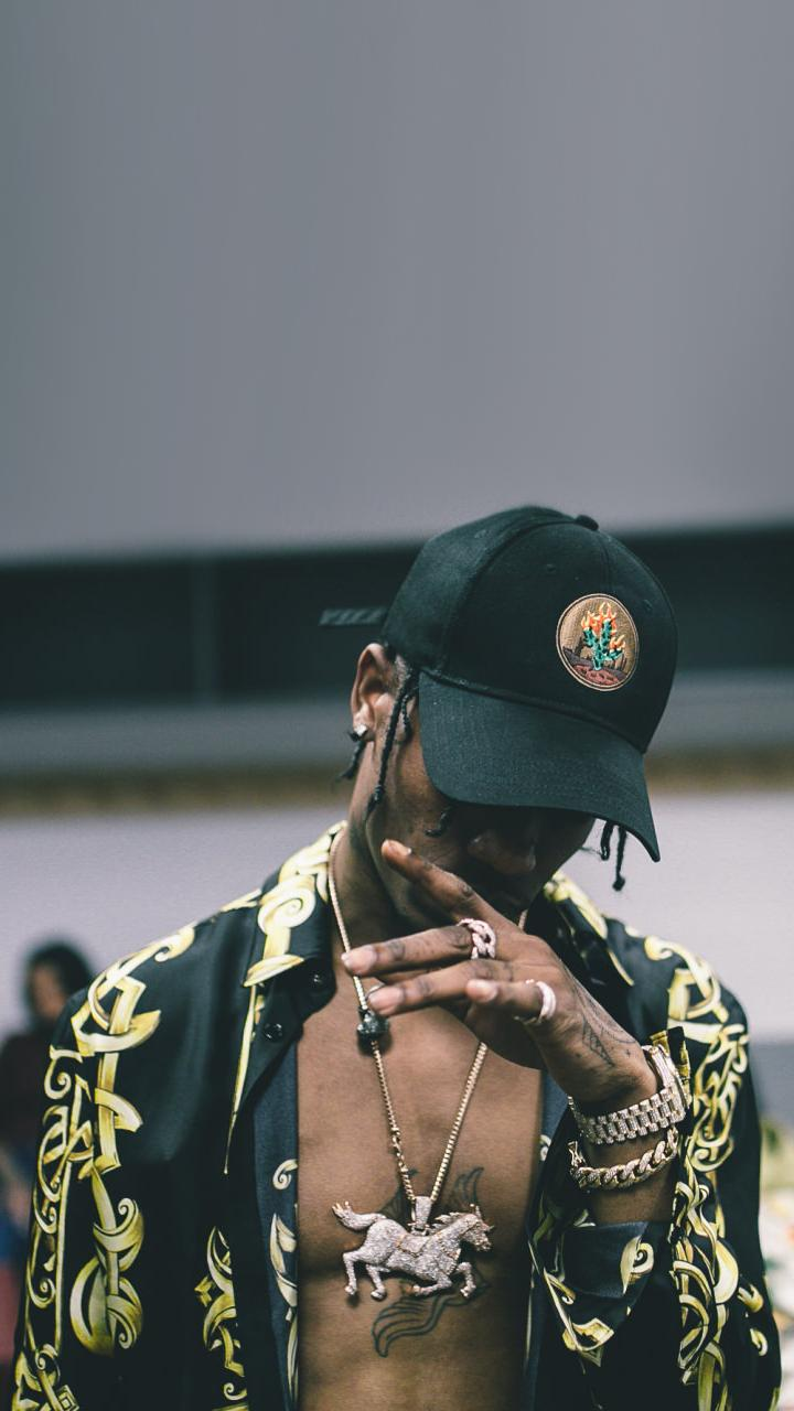 I made my new favourite Travis rodeo wallpaper   Imgur 720x1280