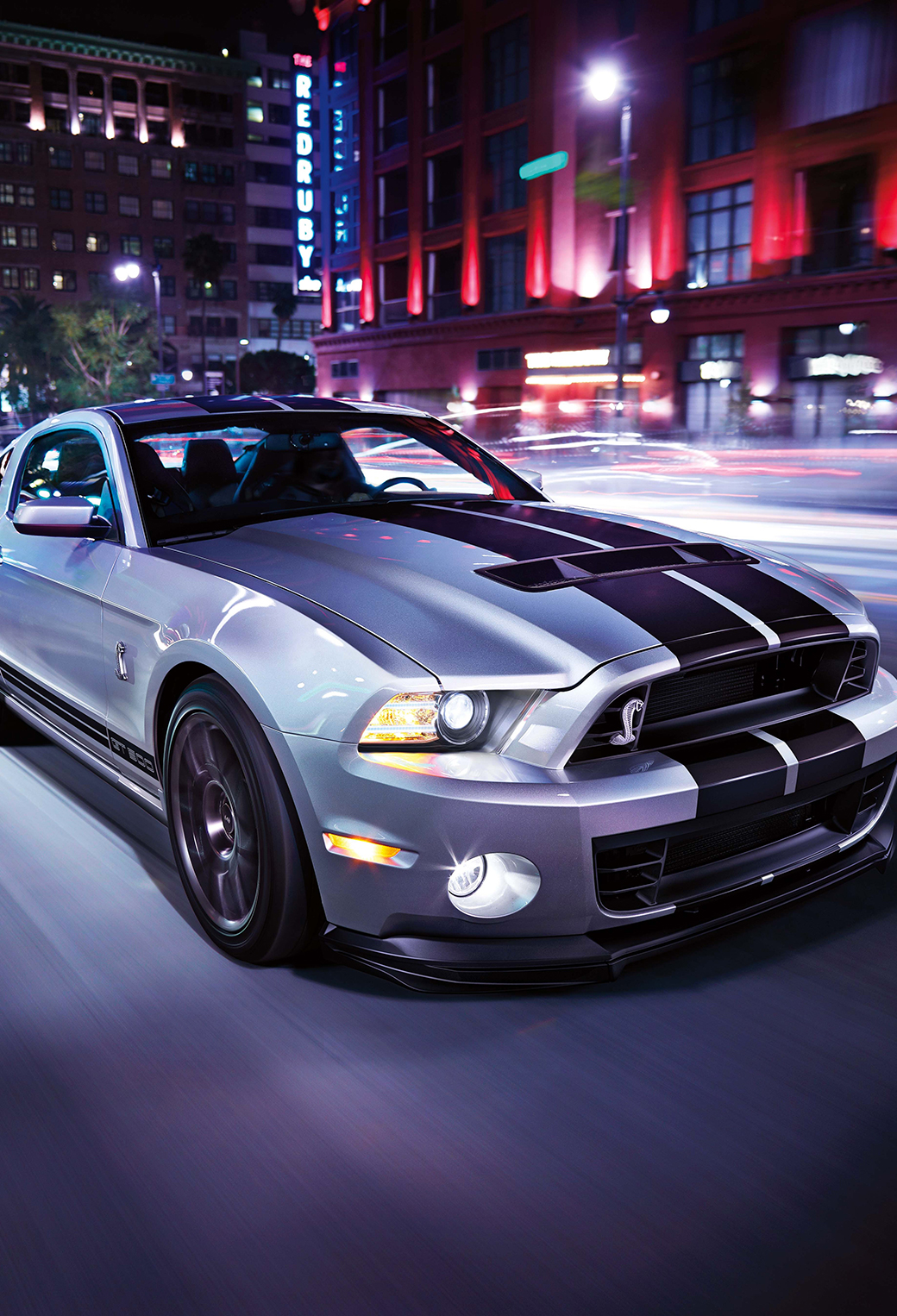 Ford Mustang 3Wallpapers iPhone Parallax Les 3 Wallpapers iPhone du 1040x1526