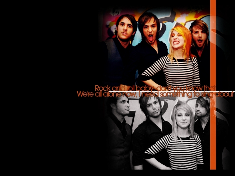 Paramore Wallpaper - Paramore Wallpaper (3432057) - Fanpop