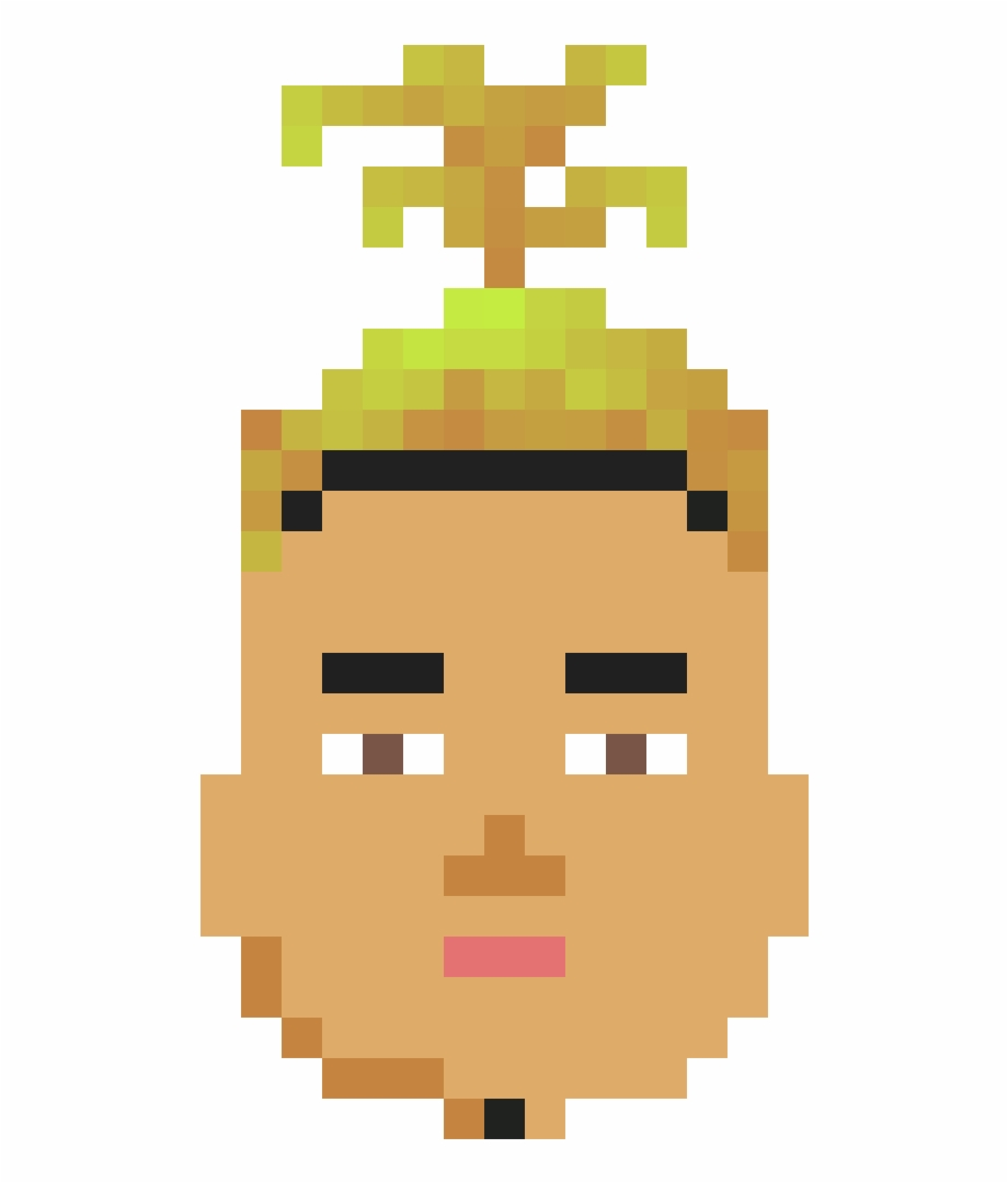 Fullsize Of Lil Pump Cartoon   Click The Button Gif PNG 920x1080