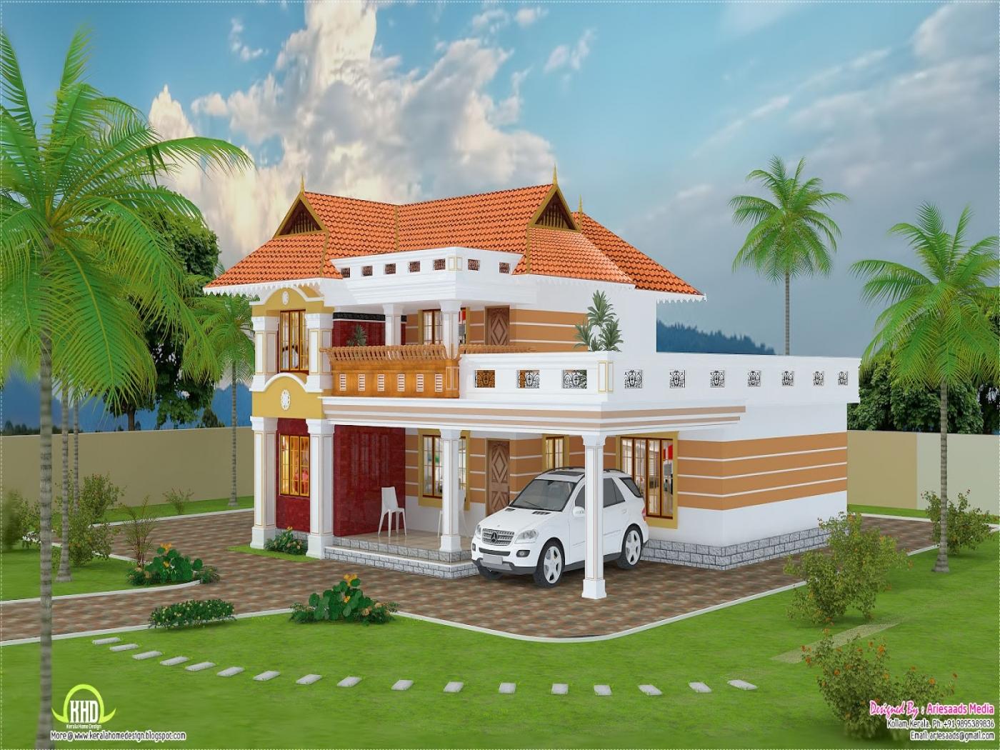 Beautiful Villa Desktop Wallpaper Wallpapersafari