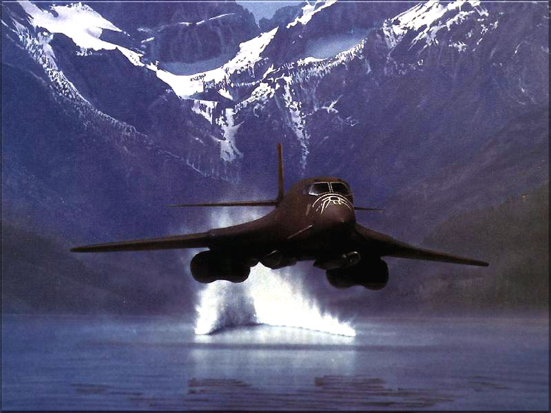 Jet B 1B Bomber Wallpaper Backgrounds 800x600