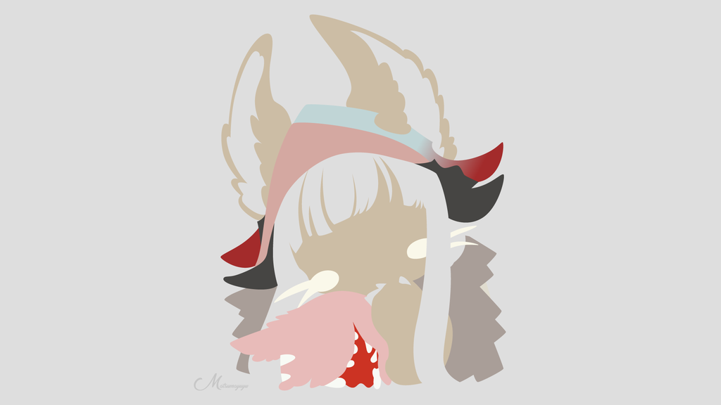 Nanachi from Made in Abyss by matsumayu 1024x576