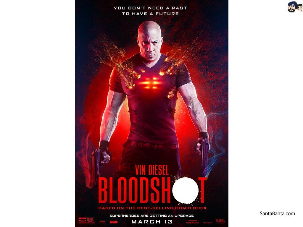 Bloodshot Movie Wallpaper 3 1024x768