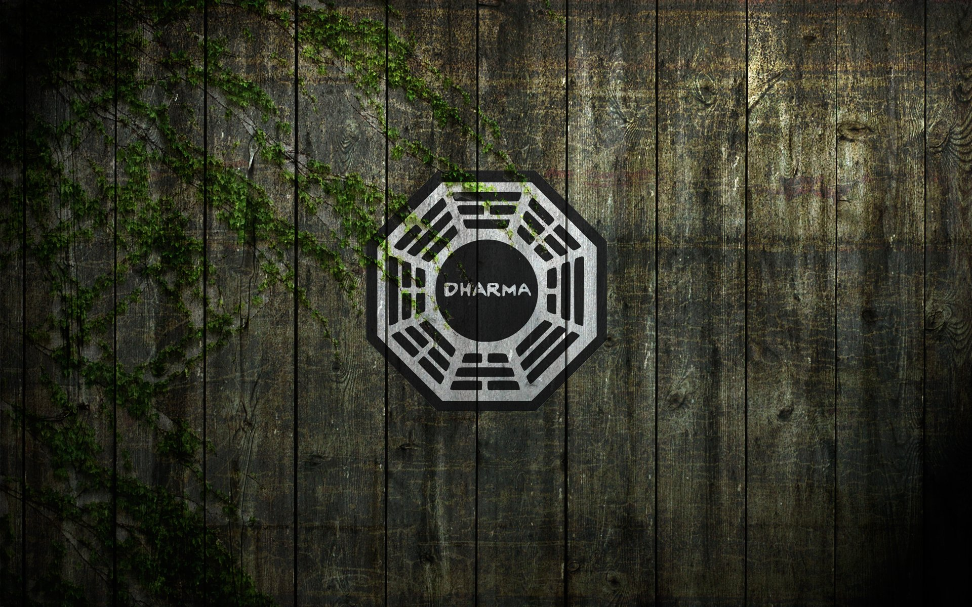 Dharma Initiative logo from Lost by kyle p   Desktop Wallpaper 1920x1200