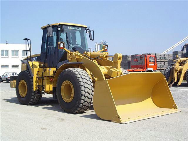 Caterpillar Heavy Equipment Used Machinery Cleveland Tattoo Design 640x480
