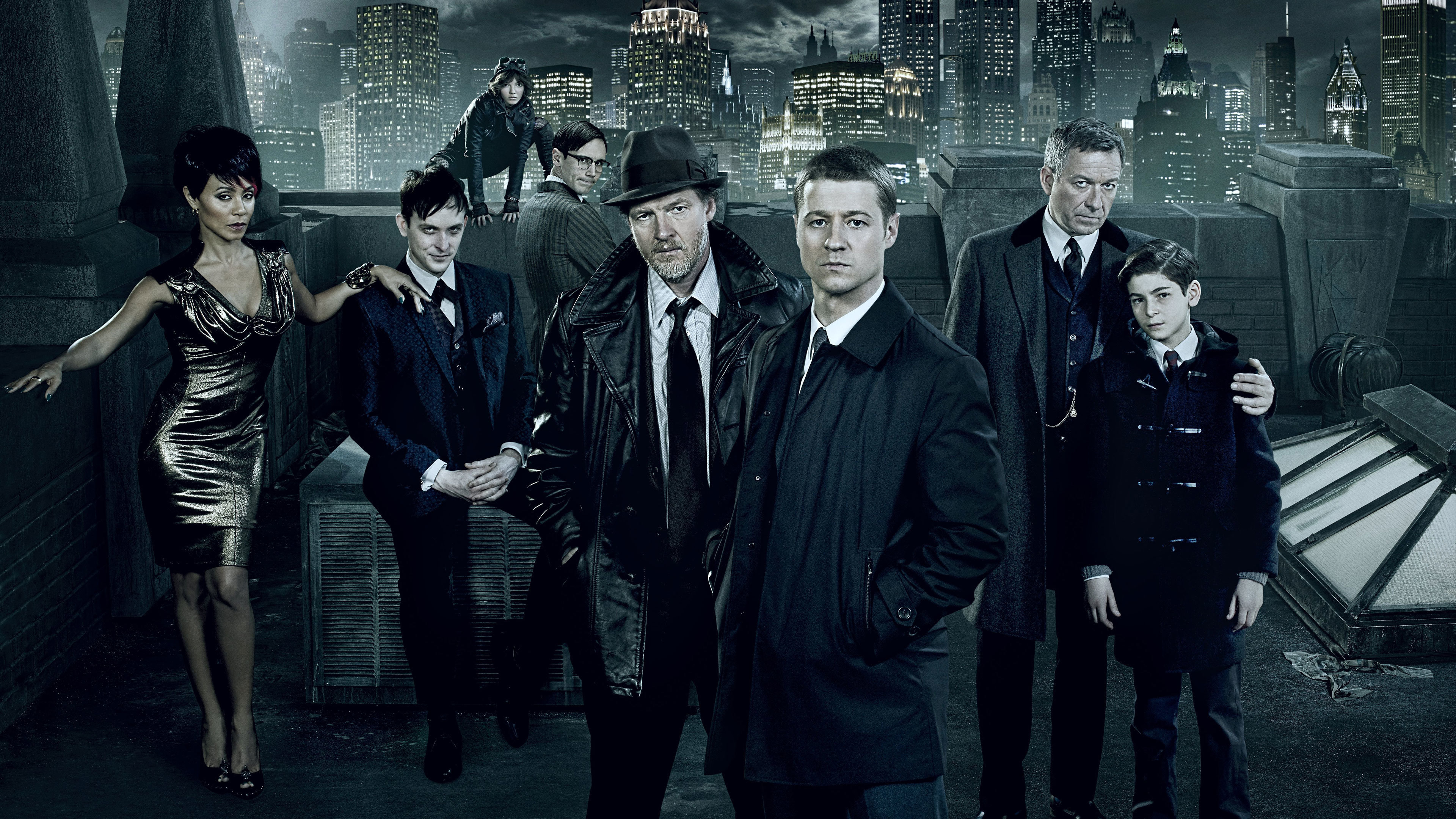95 Gotham HD Wallpapers Background Images 3840x2160