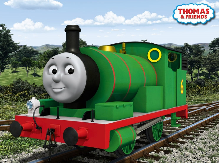Disney Automotive Thomas The Tank Engine Cartoon Wallpaper 743x553