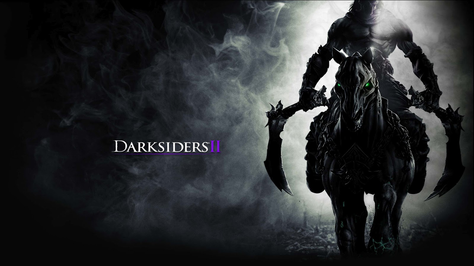 Darksiders 2 Death Rides HD Wallpaper 1080p   HD Dock 1600x900