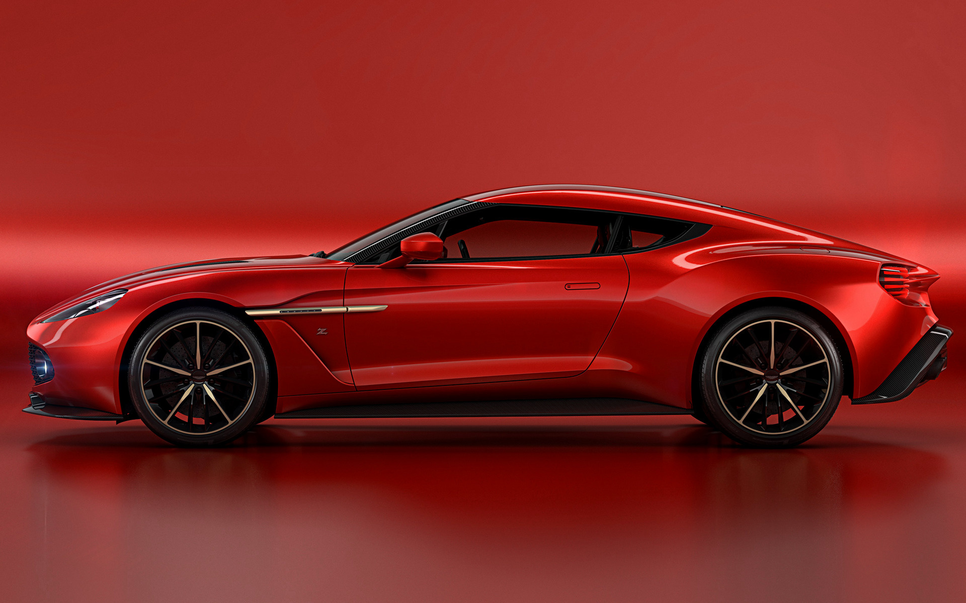 2016 Aston Martin Vanquish Zagato   Wallpapers and HD Images Car 1920x1200