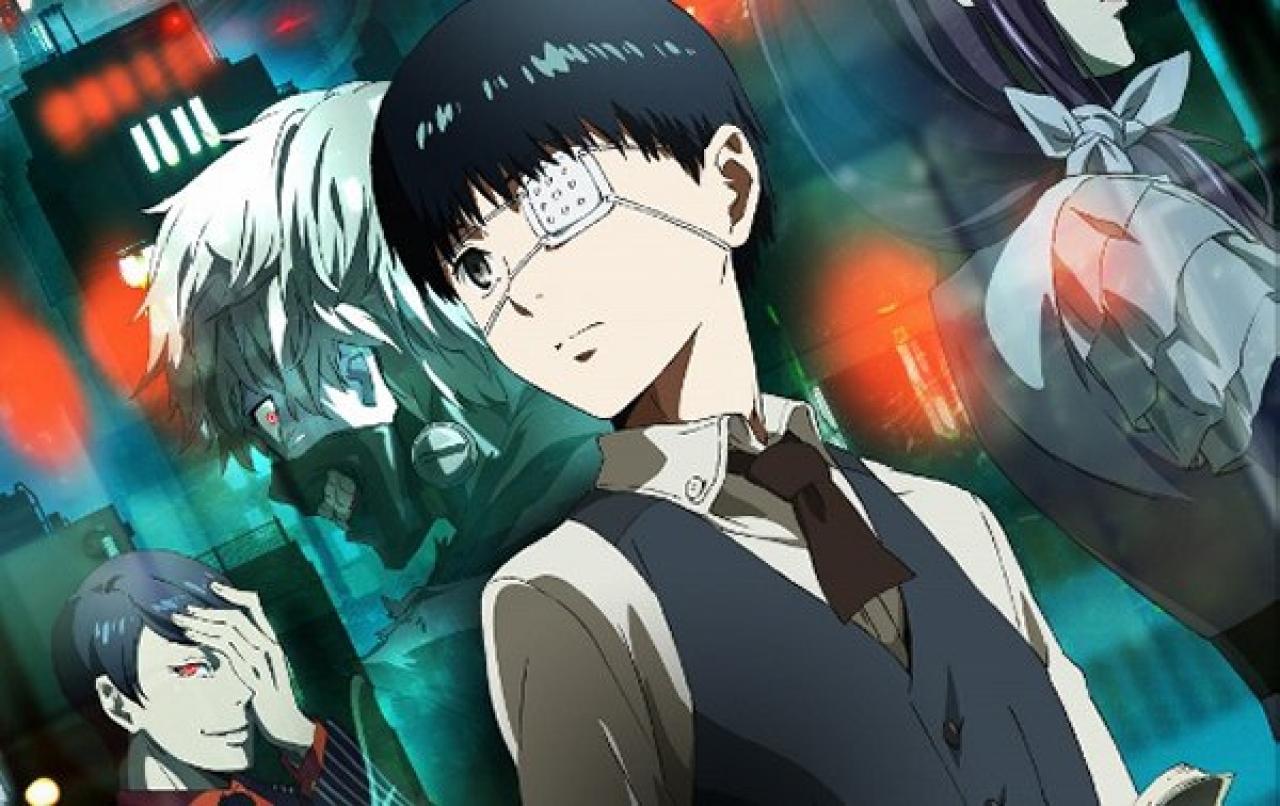 Tokyo Ghoul zweite Staffel wird wohl nicht kommen 1280x806
