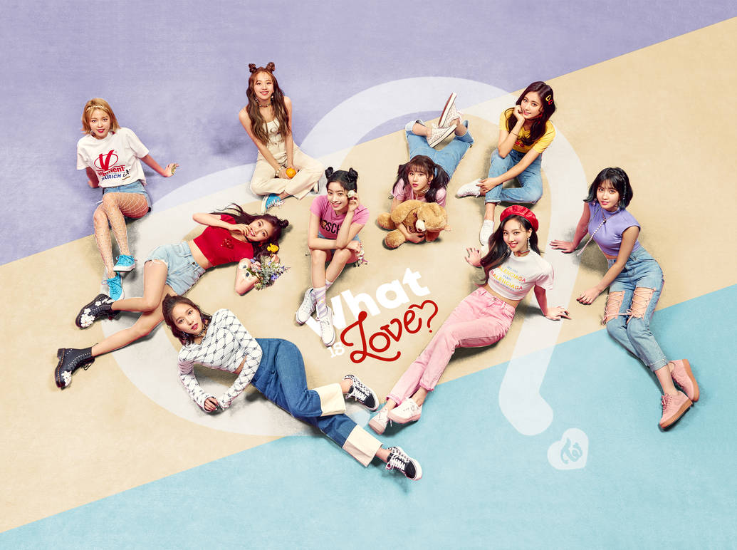 TWICE What Is Love wallpaper by AreumdawoKpop 1035x772