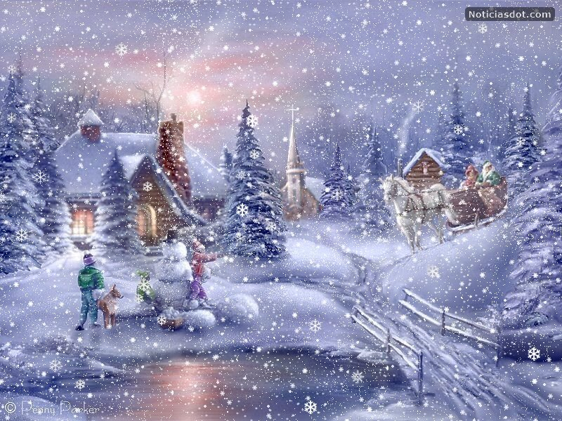 49 snow falling wallpaper or screensavers on - Free screensavers snowflakes falling ...