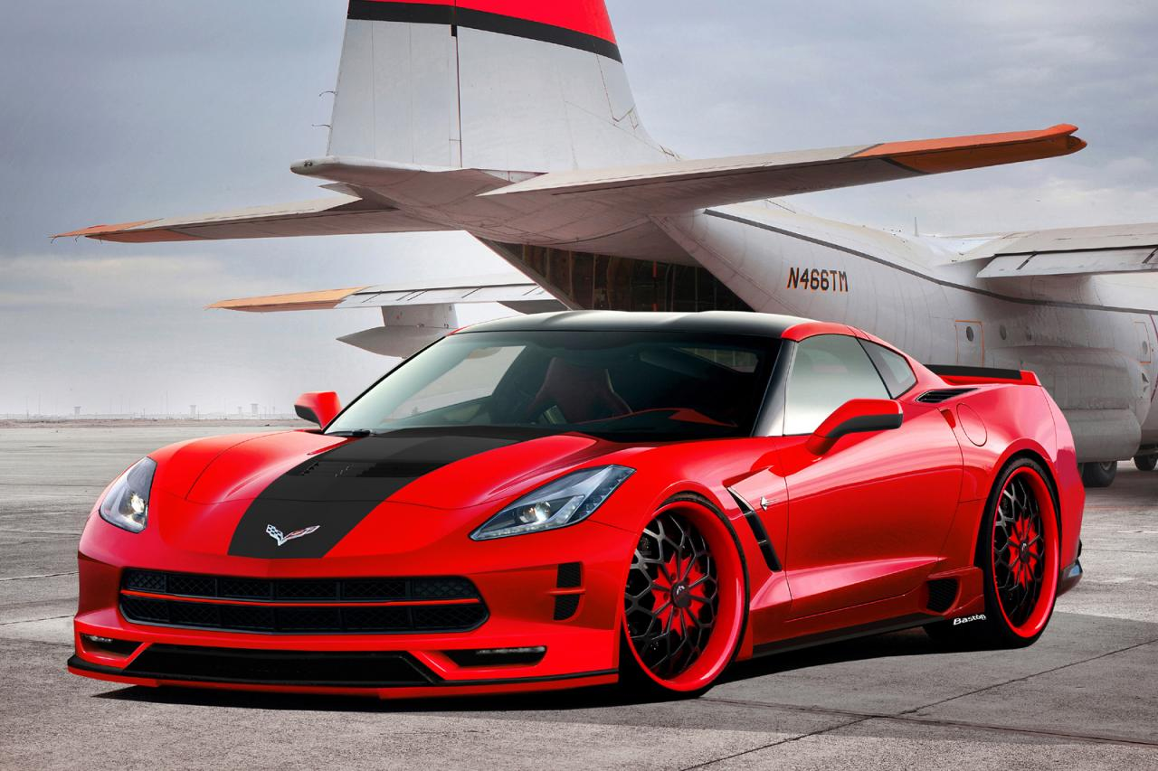 The Z06 is probably at least a year ahead with the ZR1 not expected 1280x853