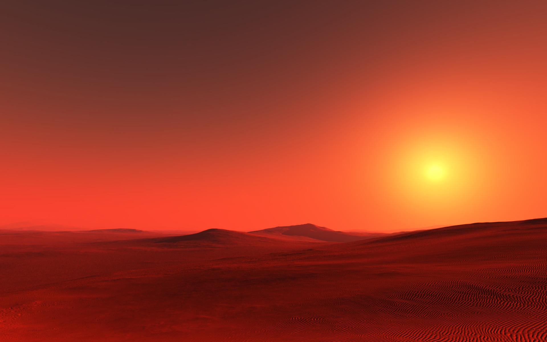 Mars Surface Wallpaper - WallpaperSafari